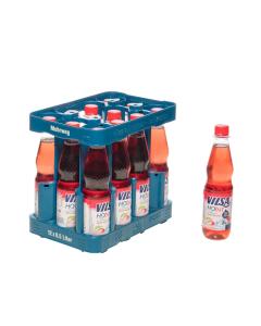 Durstquelle Fruchtschorlen,Vilsa,Vilsa H2 Obst Apfel-Kirsch 12x0,5 PET