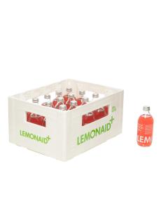 Durstquelle Limonaden,LemonAid,ChariTea Black 20x0,33
