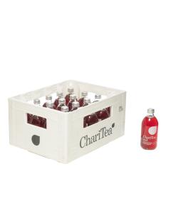 Durstquelle Limonaden,LemonAid,ChariTea Red 20x0,33