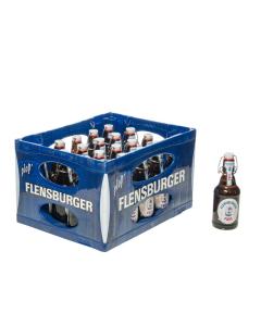 Durstquelle Biere alkoholfrei,Flensburger,Flensburger frei 20x0,33