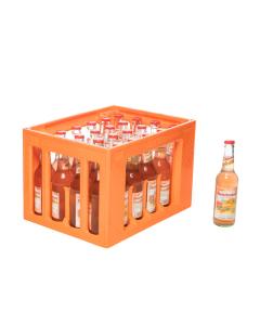 Durstquelle Fruchtschorlen,Lütauer,Lütauer Rhabarberschorle 24x0,33