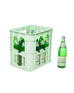 Durstquelle Heilwasser,Steinsieker,Steinsieker still (medium)12x0,75
