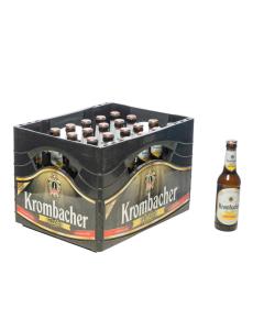 Durstquelle Biere,Krombacher,Krombacher Radler 24x0,33