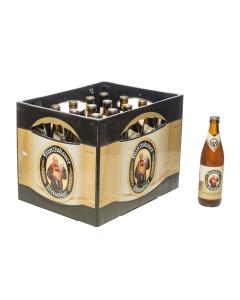 Durstquelle Weizenbiere,Franziskaner,Franziskaner Hefe hell 20x0,5