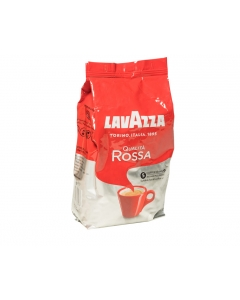 Durstquelle Kaffee & Co.,Lavazza,Lavazza Qualita Rossa, ganze Bohnen 1000 g.