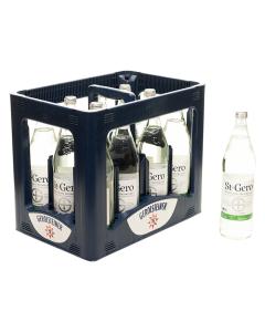 Durstquelle Heilwasser,Gerolsteiner,St. Gero 12x0,7