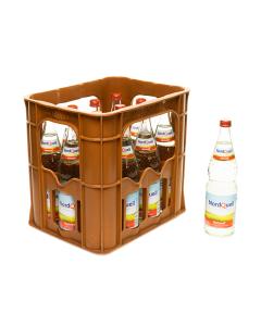 Durstquelle Mineralwasser,Hella,Jakobus Brunnen wenig Kohlensäure 12x0,75