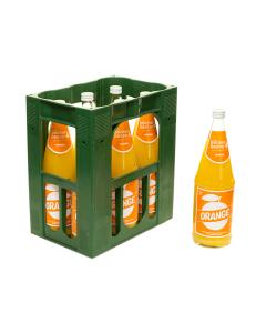 Durstquelle Säfte,Becker´s Bester,Beckers Bester Orange 100% 6x1,0