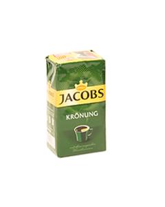 Durstquelle Kaffee & Co.,Jacobs,Jacobs Krönung, gemahlen 500 g.
